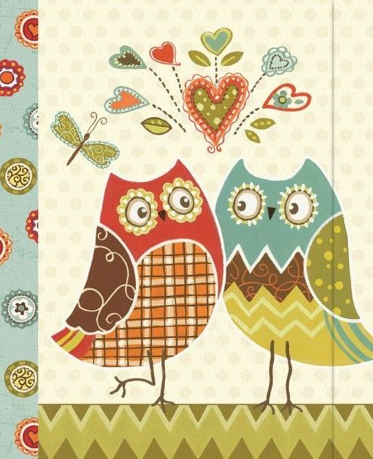 Classic journal owl wonderful1