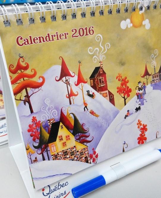 Vcc 2016 calendrier