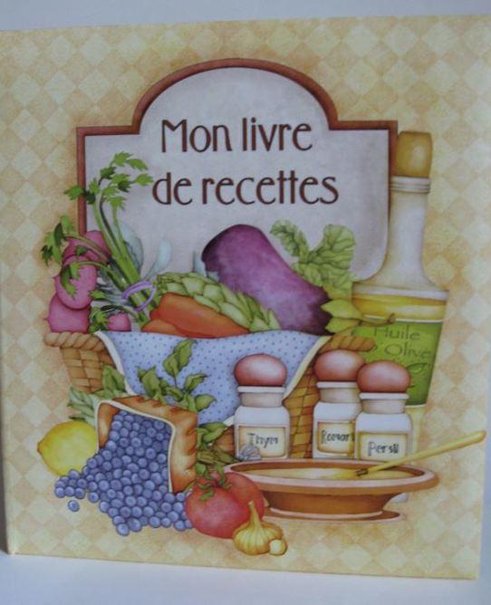 Vcc mon livre de recettes